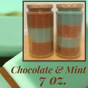 Chocolate & Mint Candle